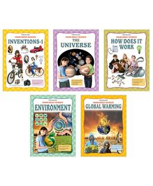 Dreamland - Know About Science Pack of 5 Titles