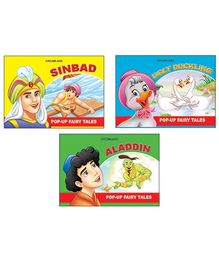 Dreamland - Pop Up Fairy Tales Combo Pack - English