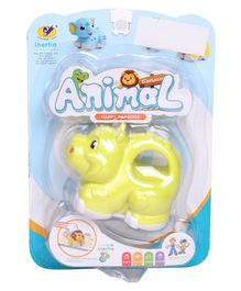 Baby Animal Wind Up Toy - Light Green