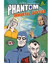 Euro Books -Immortal Justice 3 In 1