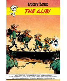 Euro Books - Lucky Luke The Alibi