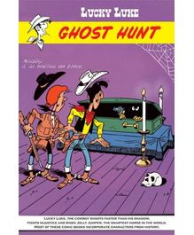 Euro Books- Lucky Luke Ghost Hunt