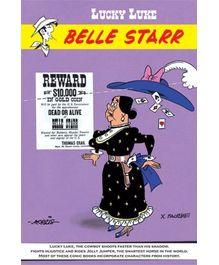 Euro Books- Lucky Luke Belle Star