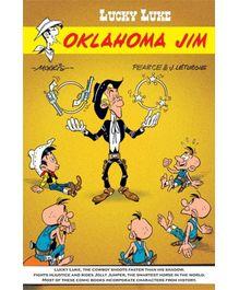 Euro Books- Lucky Luke Oklahoma Jim