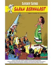Euro Books- Lucky Luke Sarah Bernhardt