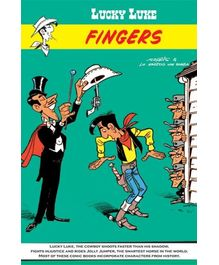 Euro Books - Fingers Lucky Luke