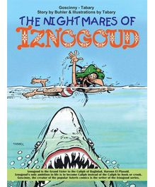 Euro Books-The Nightmarish Of Iznogoud