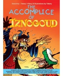 Euro Books -The Accomplice Of Iznogoud