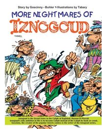 Euro Books - Some More Nightmares Of Iznogoud