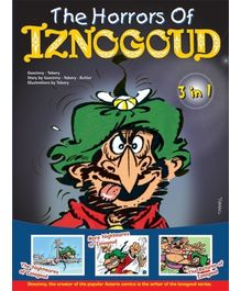 Euro Books-The Horrors Of Iznogoud 3 In 1