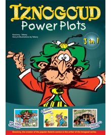Euro Books-Power Plots 3 In 1