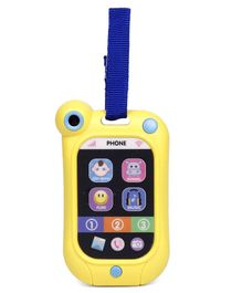 Musical Mobile Toy - Yellow