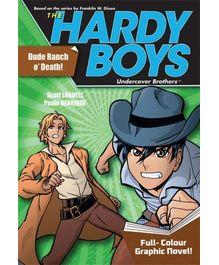 Hardy Boys - Dude Ranch O Death Graphic Novel