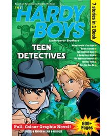 Hardy Boys - Teen Detective 7 In1 Graphic Novel