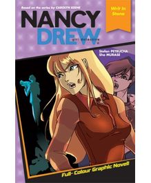 Nancy Drew - Writ In Stone Nancy Drew Graphic Novels