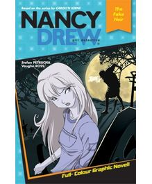 Nancy Drew - The Fake Heir Nancy Drew Graphic Novels