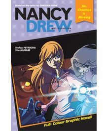 Nancy Drew - Mr Cheeters is Missing Nancy Drew Graphic Novels