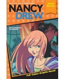 Nancy Drew - Global Warning Graphic Novels