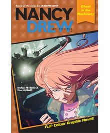 Nancy Drew- Ghost in the Machinery Graphic Novels