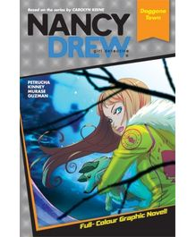 Nancy Drew- Doggone Town Graphic Novel