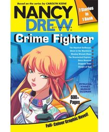 Nancy Drew - Crime Fighter 7 In1 Graphic Novel