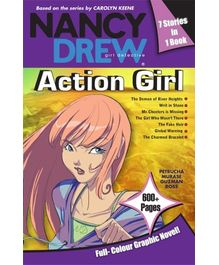 Nancy Drew - Action Girl 7 In1 Graphic Novel