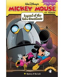 Disney Mickey Mouse and Friends - Legend of the Robo Presidents