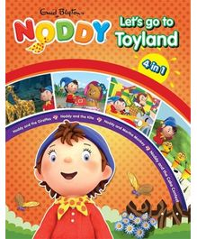 Noddy - Lets go to Toyland 4 in 1