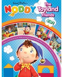 Noddy - The Toyland Friends 4 in 1
