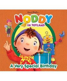 Noddy - Noddy In Toy land Story Book