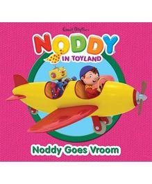 Noddy - Noddy Goes Vroom Story Book