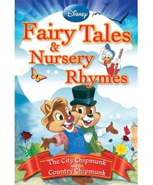 Disney- The City Chipmunk And The Country Chipmunk Story Book