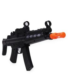 Super Submac-hina Gun With Lights & Music - Black