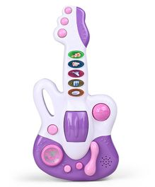 Musical Baby Dynamic Guitar - Purple