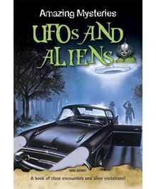 Euro Books - Amazing Mysteries UFO and Aliens