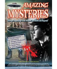 Euro Books - Amazing Mysteries 6 In 1