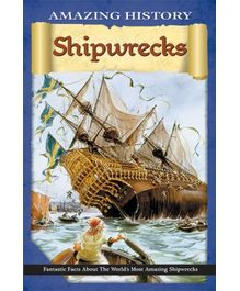 Euro Books - Amazing History Shipwrecks