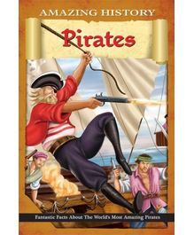 Euro Books - Amazing History Pirates