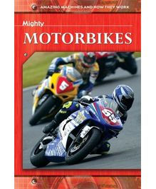 Euro Books - Mighty Motorbikes
