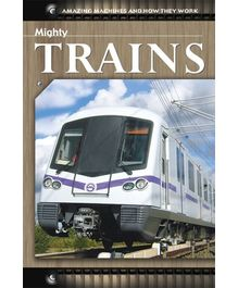 Euro Books - Mighty Trains