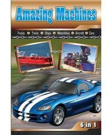 Euro Books - Amazing Machines