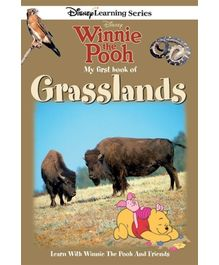 Disney Winnie the Pooh - My First Book Of Grasslands