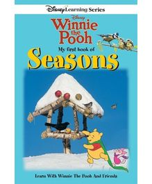 Disney Winnie the Pooh - My First Book Of Seasons