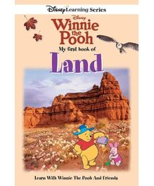 Winnie the Pooh - My First Book Of Land