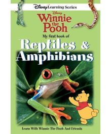 Disney Winnie the Pooh - My First Book Of Reptiles
