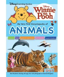Disney Winnie the Pooh - My Very First Encyclopedia of Animals