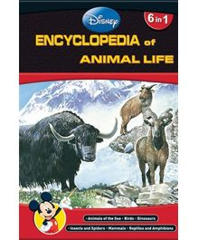 Disney - Children Encyclopedia Of Animal Life