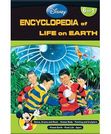 Disney - Children Encyclopedia Of Life On Earth