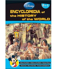 Disney - Children Encyclopedia Of The History Of The World