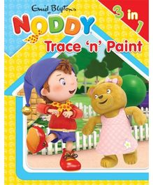 Noddy - Trace N Paint Noddy 3 In 1